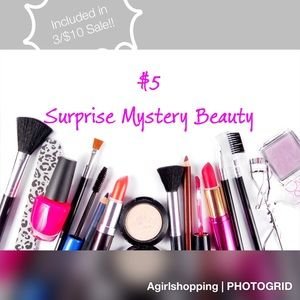 Other - $5 Beauty Mystery Box ~ High-End & Drugstore New